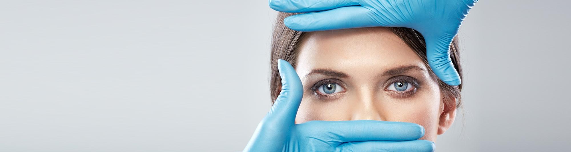 Chirurgie des paupières / blépharoplastie