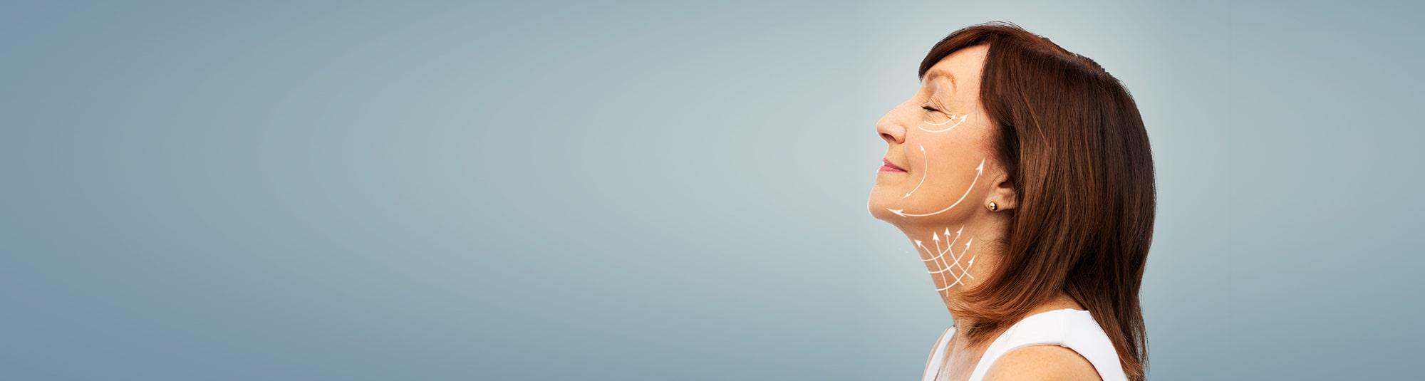 Lipostructure du visage