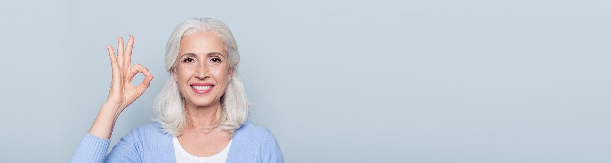 Traiter le vieillissement du visage chez la femme